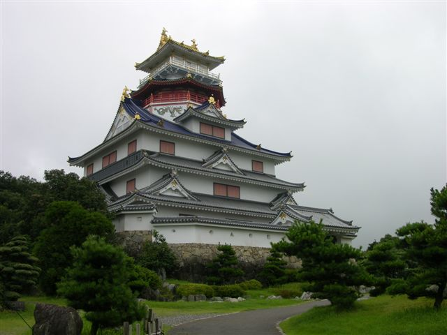 Ise Azuchi-Momoyama Bunka Mura theme park
