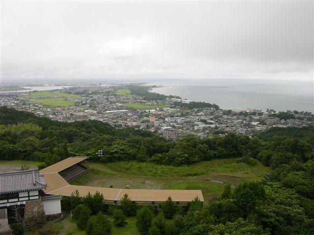 View of Futaminoura