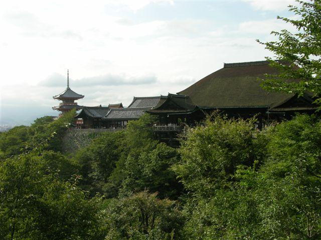 Kiyomizu - dera temple