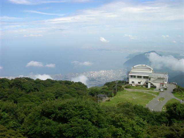 Beppu view