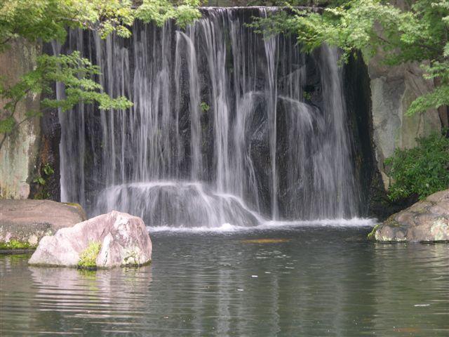 Nishi-Oyashiki-Ato Garden