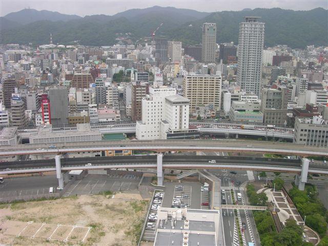 Kobe city view