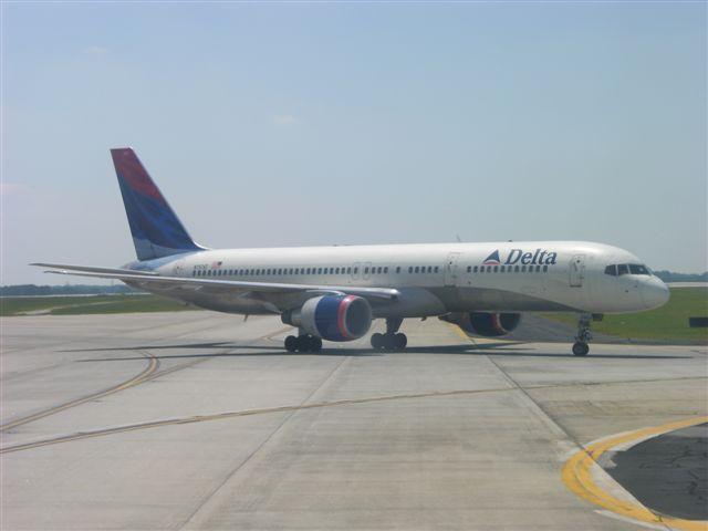 Delta Airlines at ATL